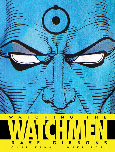 Watching the watchmen, cubierta del libro
