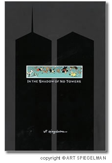 in the shadow of no towers, ultima obra de Art Spiegelman